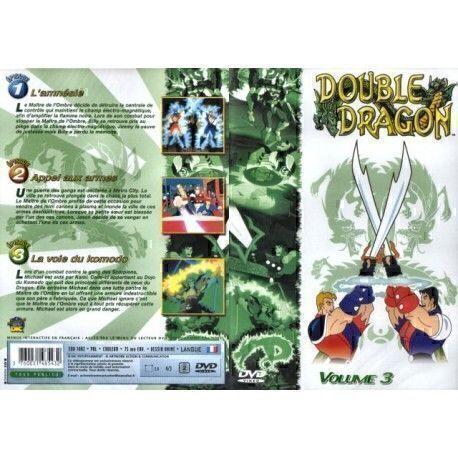 Double Dragon Volume 3