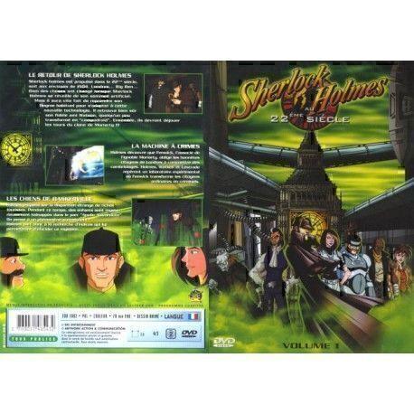 Sherlock Holmes au 22ème Siècle Volume 1