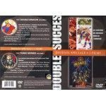 Double Dragon Vol. 2 + Turbo Momies Vol. 2 (2 Dessins Animés - 1 DVD)