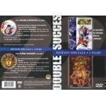 Double Dragon Vol. 1 + Turbo Momies Vol. 1 (2 Dessins Animés - 1 DVD)
