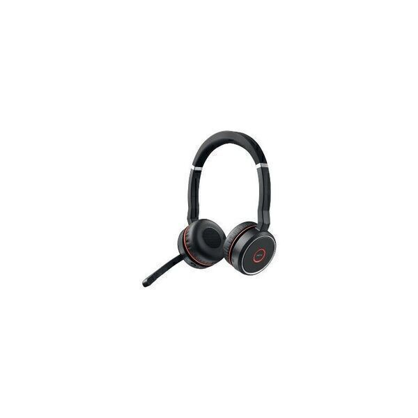 Gn Netcom Jabra Evolve 75 Stereo Ms Incl Jabra Link 370 Pouch