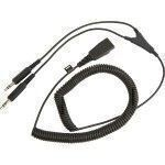 Gn Netcom Qd Adapter Pc Cable 2x 3.5