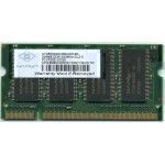 Nanya SO-DIMM DDR-SDRAM 256 Mo PC2700 - NT256D64SH8C0GM-6K