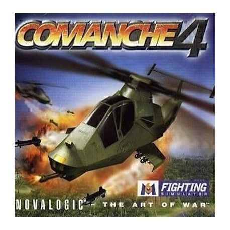 Commanche 4 (PC)