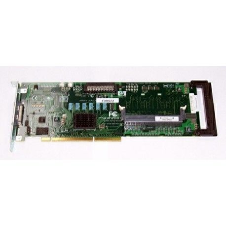 Carte contrôleur 305415-001 SCSI HP EOB023 Smart Array 642 PCI X (Occasion)