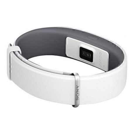 Sony SmartBand 2 Wristband Activity Tracker - Blanc