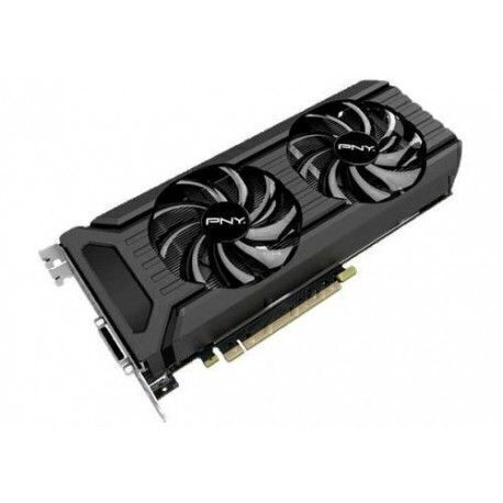 PNY GeForce GTX 1060 - 1,51 GHz - 1,71 GHz Boost Clock - 6 Go GDDR5
