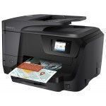 HP OfficeJet Pro 8715 AiO 4800 x 1200DPI Thermal Inkjet A4 22ppm Wi-Fi