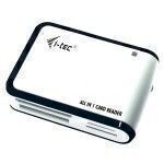 i-tec Kartenleser USB 2.0 All in One s w Card Reader