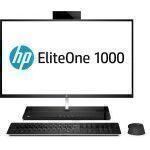 HP EliteOne Ordinateur professionnel tout-en-un UHD 4K 1000 G1 27 pouces