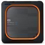 Western Digital My Passport 1000Go Wifi Gris