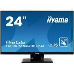 "iiyama ProLite T2454MSC-B1AG 23.8"" 1920 x 1080Pixel Multi-touch Multi utente Nero monitor touch screen"