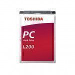 Toshiba L200 HDD 2000GB Serial ATA III disco rigido interno