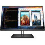 "HP Z27 27"" 4K Ultra HD LED Flat Black computer monitor"