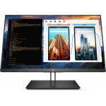 "HP Z27 27"" 4K Ultra HD LED Plat Noir écran plat de PC"