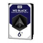 Western Digital Black Festplatte 6000GB Serial ATA III Interne Festplatte