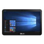 """ASUS A41GAT 1.1GHz N4000 15.6"""" 1366 x 768pixels Écran tactile Noir PC All-in-One"""