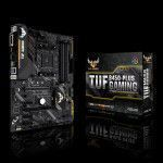 ASUS TUF B450-PLUS GAMING AMD B450 Emplacement AM4 ATX