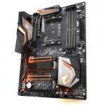 Gigabyte X470 AORUS Gaming 5 WIFI AMD X470 Emplacement AM4 ATX