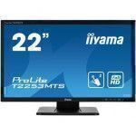 "iiyama ProLite T2253MTS-B1 21.5"" 1920 x 1080Pixel Dual-touch Da tavolo Nero monitor touch screen"
