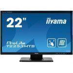 """iiyama ProLite T2253MTS-B1 21.5"""" 1920 x 1080Pixeles Dual-touch Mesa Negro monitor pantalla táctil"""
