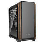 be quiet! Silent Base 601 Window Midi-Tower Black, Orange computer case