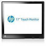 "HP L6017tm 17"" 1280 x 1024Pixel Nero monitor touch screen"