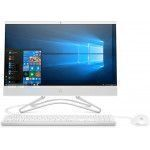 "HP 22-c0007nf 2.2GHz i3-8130U Intel® Core™ i3 de 8supeme sup génération 21.5"" 1920 x 1080pixels Blanc PC All-in-One"