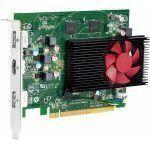 HP AMD Radeon RX550 4 GB 2DP Karte