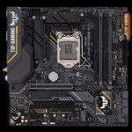 ASUS TUF Z390M-PRO GAMING (WI-FI) LGA 1151 (Socket H4) Intel Z390 micro ATX