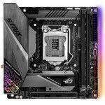 ASUS ROG STRIX Z390-I GAMING LGA 1151 (Socket H4) Intel Z390 mini ITX
