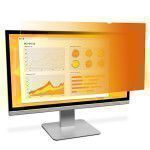"3M Gold Privacy Filter for 24"" Widescreen Monitor"