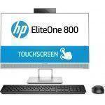 """HP EliteOne 800 G4 60,5 cm (23.8"""") 1920 x 1080 pixels Écran tactile 3,2 GHz Intel® Core™ i7 de 8e génération i7-8700 Argent PC"""