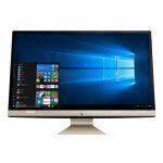 """ASUS V272UNT-BA005R 68,6 cm (27"""") 1920 x 1080 pixels Écran tactile 1,80 GHz Intel® Core™ i7 de 8e génération i7-8550U Noir, Or"""