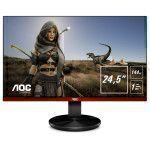 "AOC Gaming G2590FX computer monitor 62.2 cm (24.5"") Full HD LED Flat Black, Red"