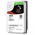 Seagate NAS HDD 12TB IronWolf disque dur 12000 Go SATA
