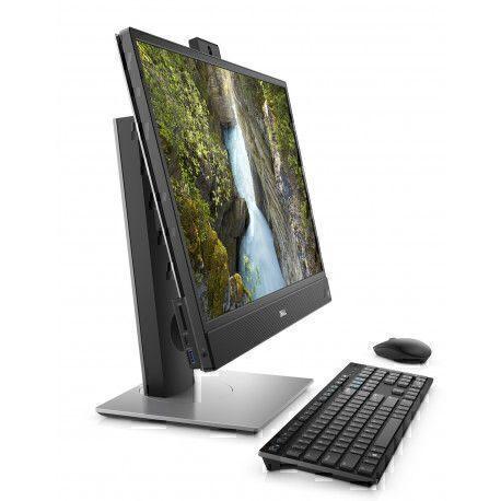 """DELL OptiPlex 5260 54,6 cm (21.5"""") 1920 x 1080 pixels Écran tactile 3 GHz Intel® Core™ i5 de 8e génération i5-8500 Noir, Argent"""