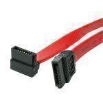 StarTech.com SATA12RA1 cavo SATA 0,3 m Rosso