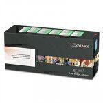 Lexmark C242XC0 toner cartridge Laser cartridge 3500 pages Cyan