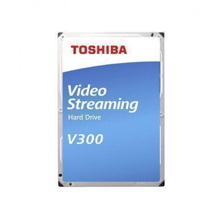 """Toshiba VideoStream V300 Bulk 3.5"""" 1000 Go Série ATA III"""