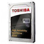 """Toshiba N300 6TB 3.5"""" 6000 Go Série ATA III"""