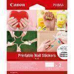 Canon 3203C002 stickers per le unghie Bianco 24 pezzo(i)