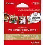 Canon 2311B070 Fotopapier Weiß Glanz