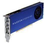 DELL 490-BDZR Grafikkarte Radeon Pro WX 2100 2 GB GDDR5