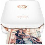 "HP Sprocket imprimante photo ZINK (Zero ink) 313 x 400 DPI 2"" x 3"" (5x7.6 cm)"