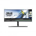 "ASUS ProArt PA34VC computer monitor 86.4 cm (34"") UltraWide Quad HD LED Curved Black"