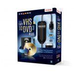 Corel Roxio Easy VHS to DVD 3 Plus Video-Aufnahme-Gerät USB 2.0