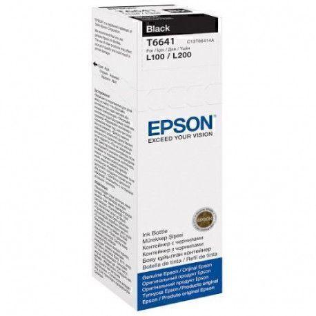 Epson T6641 - Noir - Jet d'encre