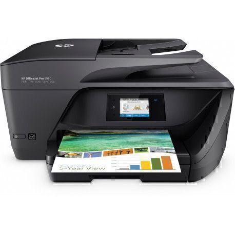 HP OfficeJet Pro 6960 Thermal Inkjet 18 ppm 600 x 1200 DPI A4 Wi-Fi
