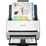 Epson WorkForce DS-530 600 x 600 DPI Alimentation papier de scanner Blanc A4